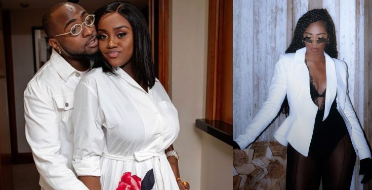 """Well Done, You're Enjoying A Lot Of Attention"" - Tiwa Salvage Tells Davido And Chioma [Video] 1"