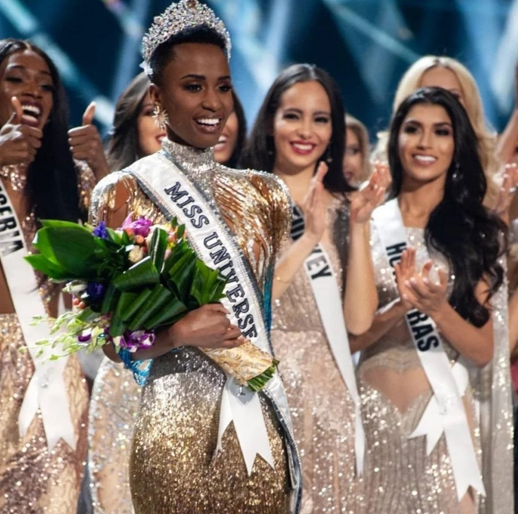 Watch The Reaction Of Miss Nigeria As South Africa's Zozibini Tunzi Wins Miss Universe 2019 [Video] 2