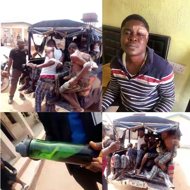 Delta Secondary School Student Attacks Their Teacher After Getting High On Drugs [Photos] 2