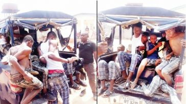 Delta Secondary School Student Attacks Their Teacher After Getting High On Drugs [Photos] 5