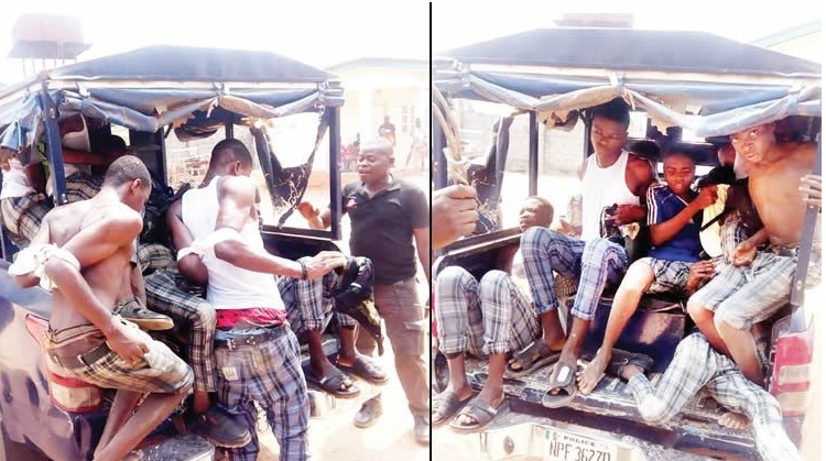 Delta Secondary School Student Attacks Their Teacher After Getting High On Drugs [Photos] 1