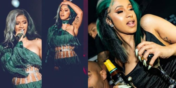 """I Am Missing Nigeria"" - Cardi B Declares As She Returns To America After Visit To Africa 1"