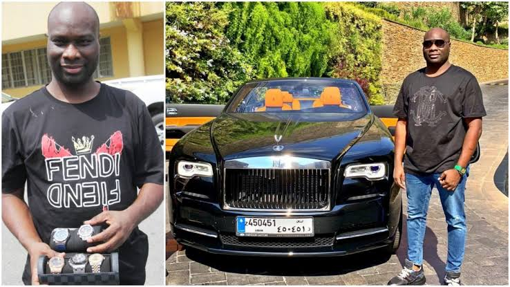Mompha Regains Freedom After Paying N100 Million Bail, Deletes All His Instagram Photos 1
