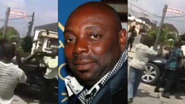 Actor, Segun Arinze Allegedly Assaults Houseboy For Using His Car Without Permission [Video] 8