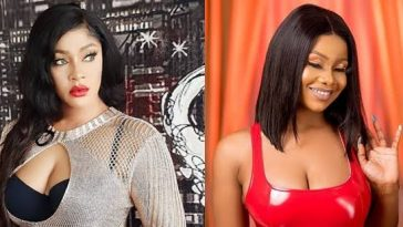 Ex-BBNaija Star, Tacha Slams Angela Okorie After Accusing Her Of Being 'Ungrateful' [Video] 2