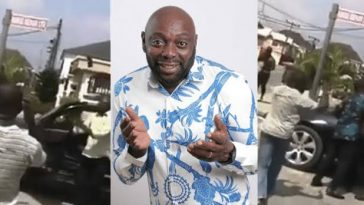 """His Excesses Are Too Much"" - Actor, Segun Arinze Reveals Why He Assaulted His Gateman 2"