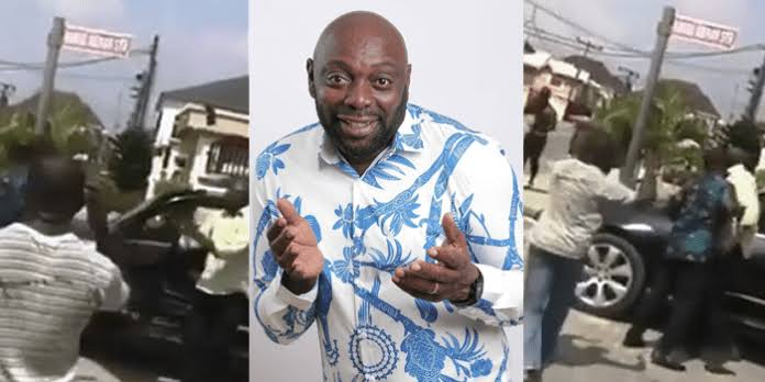 """His Excesses Are Too Much"" - Actor, Segun Arinze Reveals Why He Assaulted His Gateman 1"