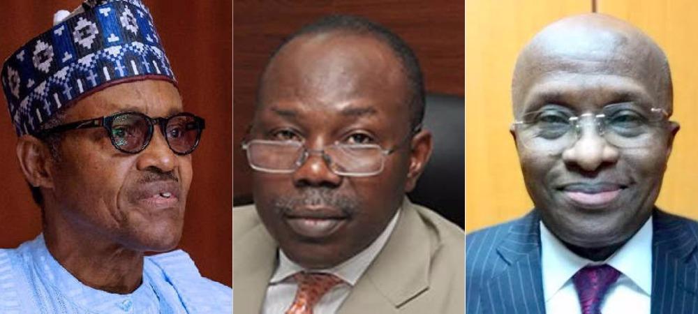 President Buhari Sacks Banire, Seeks Confirmation Of Adamu As AMCON Chairman 1