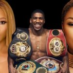 """Leave My Husband Alone"" - Toke Makinwa And Daniella Okeke Fight Over Anthony Joshua 27"