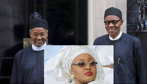 Aisha Accuses Mamman Daura Of Using Garba Shehu To Execute Presidential Orders Without Buhari's Knowledge 1