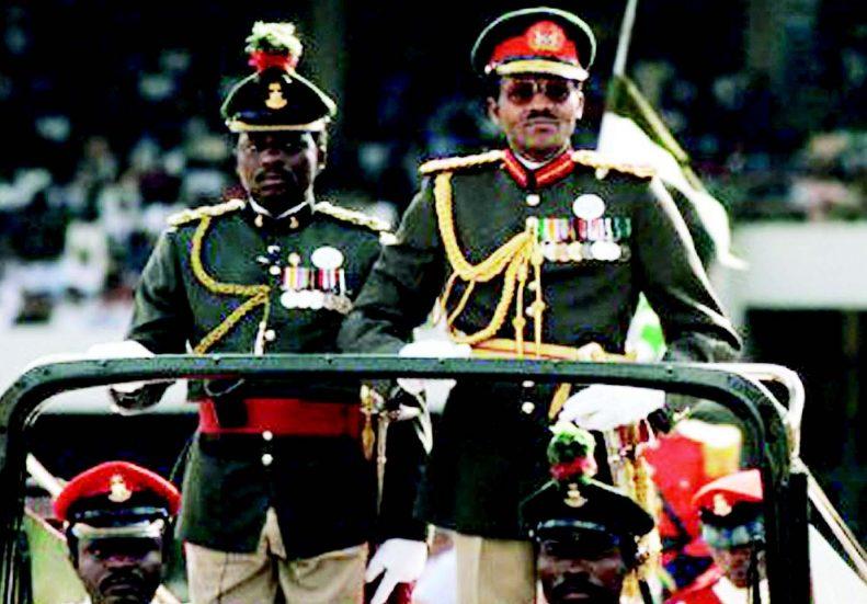 Henceforth, Punch Newspaper To Address Buhari As ''Major General Buhari'' No More ''President Buhari'' 3