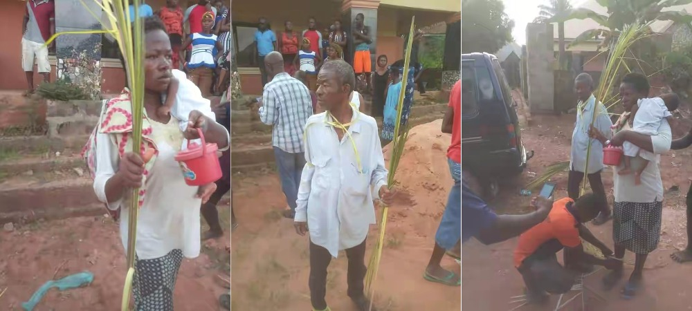 70-Year-Old Man Banished From Anambra Community For Impregnating His Daughter Twice [Photos] 1