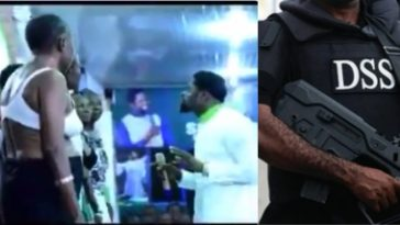 Ondo Pastor Who Assembled Half-Naked Women To Pray For Him, Has Been Arrested By DSS 7