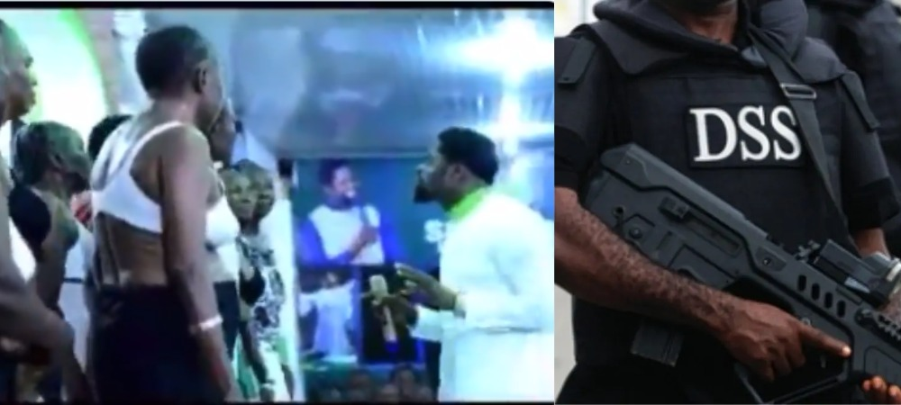 Ondo Pastor Who Assembled Half-Naked Women To Pray For Him, Has Been Arrested By DSS 1