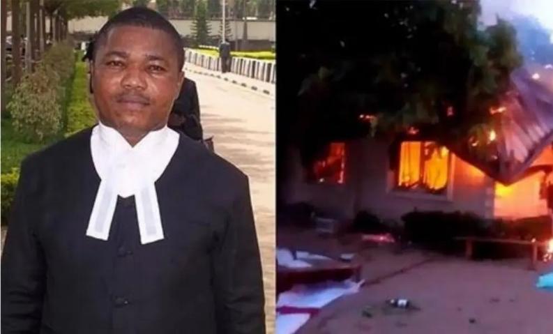 Nnamdi Kanu's Lawyer, Ifeanyi Ejiofor Drags Nigerian Police To Court, Demands N2 Billion 1