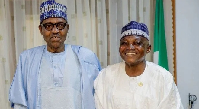 """It's Not Your Right To Address Buhari As Major General"" - Garba Shehu Tells Punch 1"