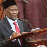 """Sharia Law Should Be Taught In Nigerian Schools With Arabic Language"" — CJN Tanko Muhammad 28"