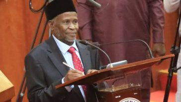 """Sharia Law Should Be Taught In Nigerian Schools With Arabic Language"" — CJN Tanko Muhammad 8"