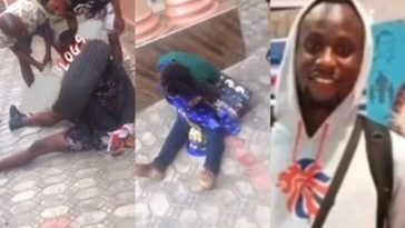 Confusion As Lady Runs Mad After Sleeping Overnight With A Young Man In Lagos [Video] 5
