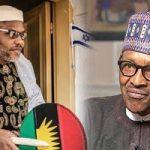 ECOWAS Court Dismisses Nnamdi Kanu's $800 Million Suit Against Buhari's Government 27