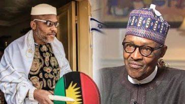 ECOWAS Court Dismisses Nnamdi Kanu's $800 Million Suit Against Buhari's Government 2