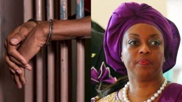2 INEC Staff Jailed 42-Years For Receiving Over N362m Bribes From Diezani During 2015 Election 2