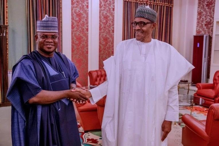"Major General: ""Buhari Is Nigeria's Most Democratic President"" – Kogi Governor, Yahaya Bello 1"