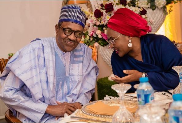 I Am Angry Because I Don't Have 'Pillow Talks' With My Husband - Aisha Buhari 1