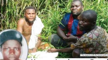 Native Doctor Butchers Girlfriend, Sells Her Body Parts To Herbalist, Pastor & Muslim Clerics 3
