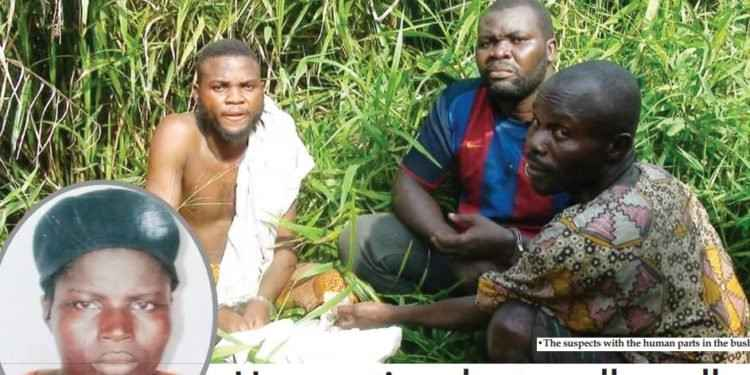 Native Doctor Butchers Girlfriend, Sells Her Body Parts To Herbalist, Pastor & Muslim Clerics 1