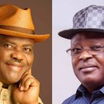 Two PDP Governors, Wike And Umahi Almost 'Exchange Blows' Over President Buhari 28