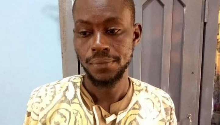 Police Arrests Man For Allegedly Raping Pregnant Woman Inside The Bush 1