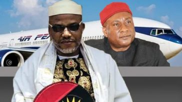 What I Will Do To Yoruba And Northern Leaders Because Of Allen Onyema - Nnamdi Kanu 4