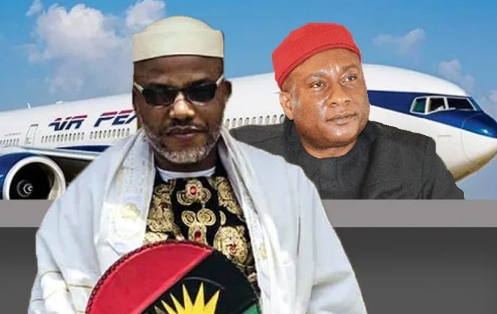 What I Will Do To Yoruba And Northern Leaders Because Of Allen Onyema - Nnamdi Kanu 1