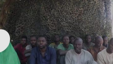 Boko Haram Executes 11 Christian Captives On Christmas Day, Gives Reason 3