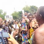 Over 100 Women Protests Half Naked Against Unlawful Detention Of Their Children In Ebonyi 28