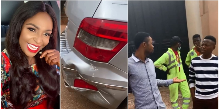 Tacha Drags Blessing Okoro To Court, Demands N20 Million For Defamation Of Character 2
