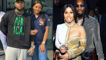 """Chioma Is Better Than Your Entire Generation"" — Davido Blasts Cardi B's Husband, Offset 3"