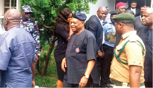 Orji Kalu Seeks Bail Over Health Condition, Says His Constituency Will Suffer If He's Kept In Prison 1