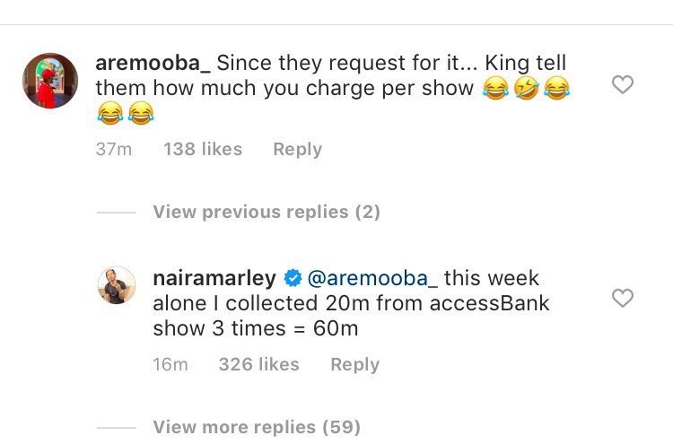 I Charge N20M Per Show, This Week Alone I Made N60M From Access Bank - Naira Marley 2