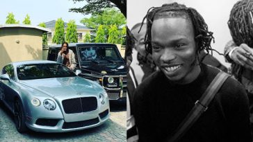 Lagos Court Dismisses Car Theft Case Against Naira Marley And His Brothers 5