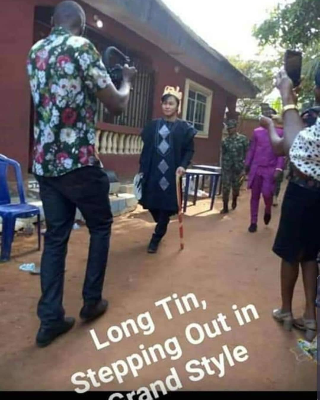 """Nigerian Lady, Ngozi Marries Her Chinese Lover """"Long Ting"""" In Anambra State [Photos] 4"""
