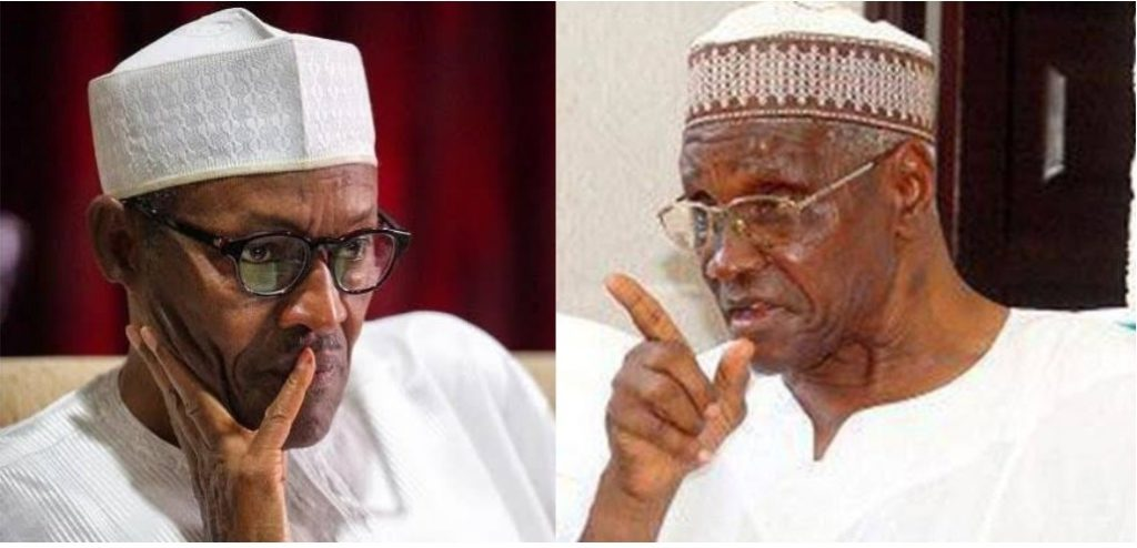 If Buhari Is Truly Fighting Corruption, Nigerian Prisons Should Be Full By Now - Northern Elders 1