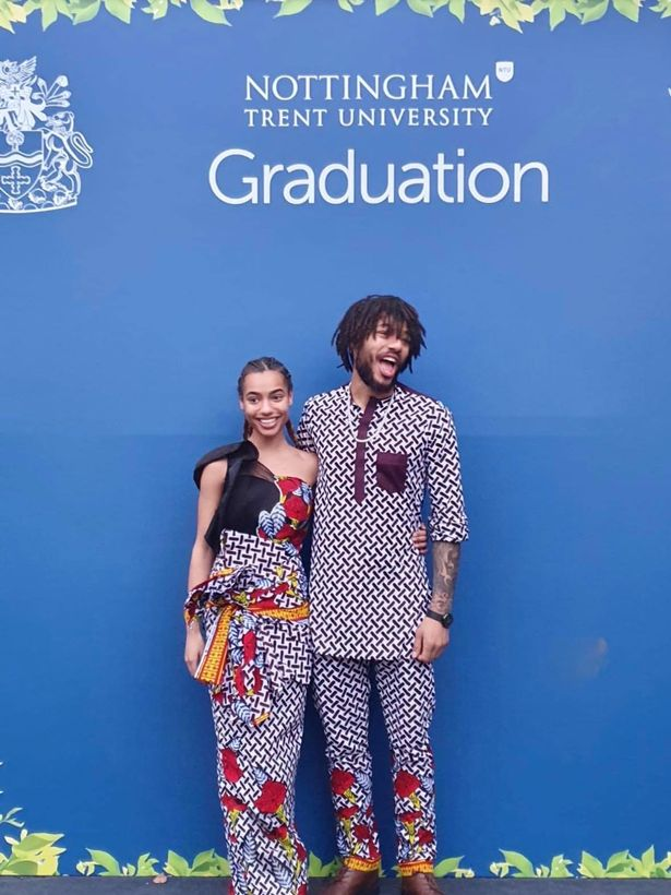 UK University Student Wearing Nigerian Outfit Denied Entry To His Graduation Ceremony [Photos] 2
