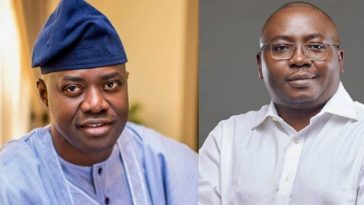 Seyi Makinde Defeats Adebayo Adelabu At Supreme Court To Remain Oyo State Governor 7