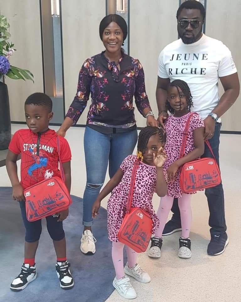 Mercy Johnson Pregnant Again: Popular Nollywood Actress Mercy Johnson Expecting 4th Child 2
