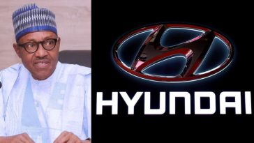 Nigerians Reacts As Buhari Accepts Proposal For Hyundai To Set Up Car Manufacturing Plant 7