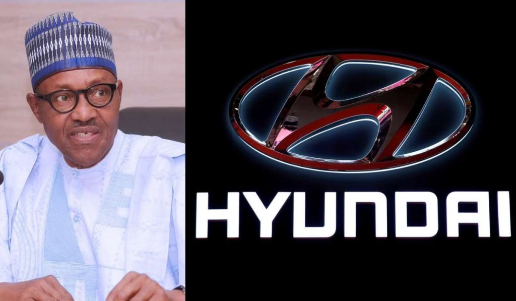 Nigerians Reacts As Buhari Accepts Proposal For Hyundai To Set Up Car Manufacturing Plant 1