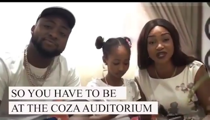 Davido Reacts As Nigerians Attack Him For Doing A Promotional Video For COZA Church 1