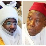 Former Emir Sanusi arrested, exiled to Nassarawa state where he will spend the rest of his life in exile. 27